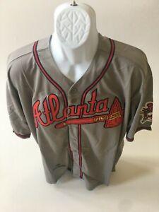 Tom Glavine # 47 1995 Atlanta Braves MLB Jersey Size / Extra Large - XL