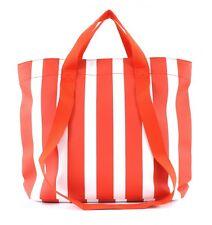 ESPRIT Durango Shopper Schultertasche Tasche Orange Orange Weiß Neu