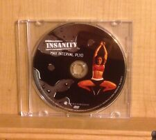 Insanity Workout Beachbody Replacement DVD- Max Interval Plyo