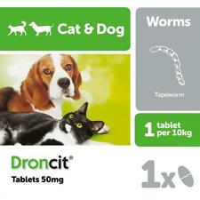 Droncit Tablets | Dogs, Cats | Worm Control