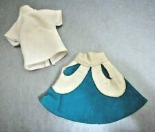 """American Character Toni 10"""" Doll Clothes Co-Ed Skirt clone top 1960'S"""