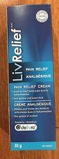 LivRelief Pain Relief Cream 50g