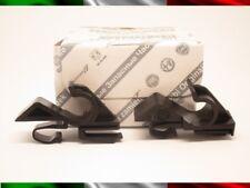 COPPIA GANCI SUPPORTO FERMI CAPPELLIERA BAULE ALFA ROMEO 147 E GT ORIGINALE