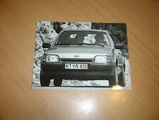 PHOTO DE PRESSE ( PRESS PHOTO ) Ford Orion Ghia F0042