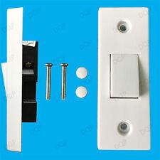 1 Grupo 1 ENTRADA 10a Blanco Arquitrabe luz Rocker Interruptor de