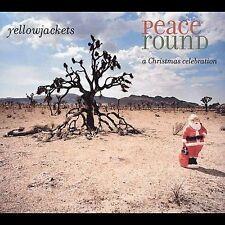 NEW UNSLD Peace Round: A Christmas Celebration [Digipak] Yellowjackets CD JZ1468