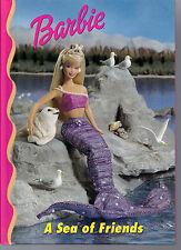 1998 ~ Barbie's Children's Book ! ~ A Sea Of Friends !