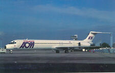 AOM FRENCH AIRLINES MD-83 AIRPLANE(MJ1103*)