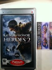 MEDAL OF HONOR: HEROES 2 SONY PSP NUOVO SIGILLATO