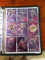 2014 Nrl ESP Traders Galactic Star Card Most Players Inglis Thurston Lyon Cards