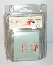 HIGH TECH MODELL 43041 Coca Cola Automat + Flaschen Metall kleine OVP 1:43 J*K50