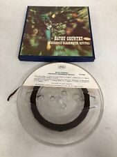 Creedence Clearwater Revival Bayou Country 4 Track Reel To Reel Tape FAX 8387