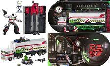 Transformers X Ghostbusters MP10G obra maestra Sdcc Optimus Prime & Delgado Y En Caja Sellada