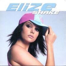 ELIZE - Shake 6TR CDM 2004 including VIDEO / HOUSE / EURODANCE
