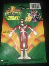 Bandai Mighty Morphin Red Power Rangers Action Figure