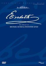 ORIGINAL CAST WIEN 2005 - ELISABETH-DAS MUSICAL-LIVE AUS THEATER DVD NEU