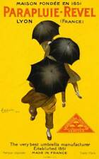 Parapluie Revel, 1922 by Cappiello Vintage French Advertising Canvas Print 20x32