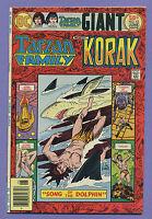 Tarzan Family #63 1976 Edgar Rice Burroughs Korak John Carter MW Kaluta DC m