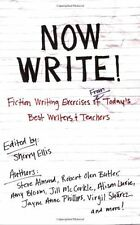 Now Write!: Fiction Writing Exercises from Todays Best Writers and Teachers by