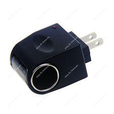 110V-240V AC Plug to 12V DC Car Cigarette Lighter Converter Socket Adapter NEW
