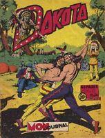 DAKOTA . Mensuel No 34 . 1957 . Aventures et Voyages  . Cezard .