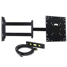 Full Motion Tilt Swivel TV Wall Mount 23 24 26 32 39 40 42 LED LCD Bracket bgn