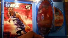 Sony PlayStation 4 NBA 2K15 + NBA 2K14 Dual-Pack Personal Collection PS4