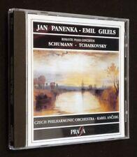 Jan Panenka - Emil Gilels - Romantic Piano Concertos : Schumann - Tchaïkovsky