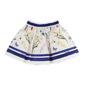 Monnalisa Butterfly Skirt 10 Years BNWT £140