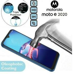 Protección de vidrio protector para celular motorola moto e5 play display duro diapositiva 9h