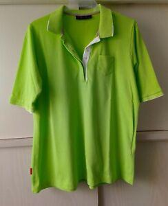 KJUS Polo Shirt hellgrün Gr 42 / XL