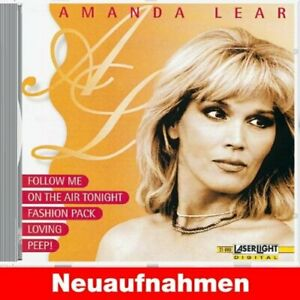Amanda Lear - Amanda Lear - Amanda Lear CD QOVG The Cheap Fast Free Post The