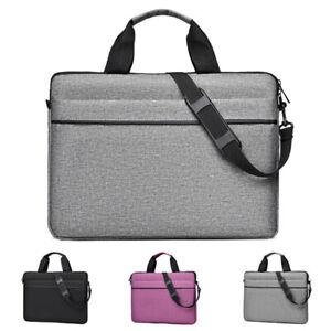Shoulder Bag Notebook Cover Laptop Sleeve Case Handbag For HP Dell Lenovo