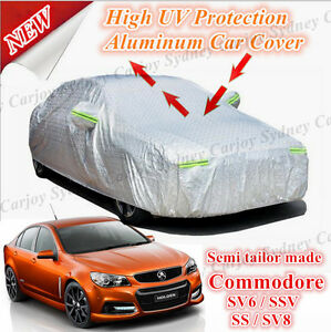 Holden Commodore car cover Guarante waterproof Aluminum car cover auto car cover