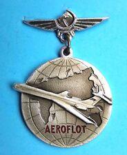 AEROFLOT Soviet Airlines LOGO Badge