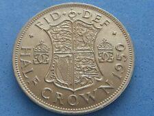More details for 1037) great britain george vi halfcrown 1950 gem £20.00 uk post paid