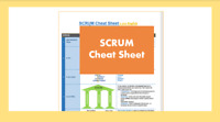 SCRUM Cheat Sheet **Version 2** Exam Brain Dump - Scrum Master & Product Owner