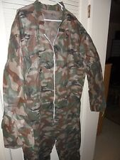 Camo Hunting/Paintball Coveralls  Size 3XL