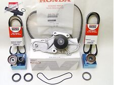 Premium 2001 2002 Acura MDX Timing Belt & Water Pump Kit 19200-P8A-A02 H-44