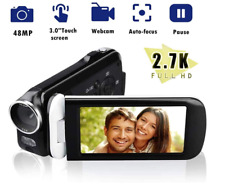 Video Camera Camcorder, ElecRat 24MP HD Interpolation 1080P Digital Video Camera