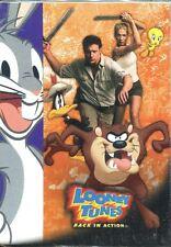 Inkworks Looney Tunes Back In Action Complete 72 Card Base Set