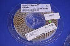 500 AVX 100uF 10% Tantalum SMT Capacitor 10V # TAJC107K010R Leader Still Intact.