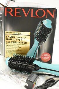 Revlon Pro Collection Salon One Step Hair Dryer & Volumizer Blue RVDR5222MNT1