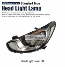OEM Parts Head Light Lamp Assembly Left for HYUNDAI 2011 - 2016 Verna / Accent