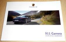uso manutenzione Porsche 911 Carrera (991),libretto istruzioni in Italiano