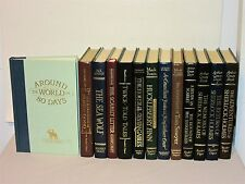 Lot 13 HC Readers Digest Worlds Best Reading Classics Books Doyle Twain Verne