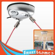 Dual Laser Guiding Parking System Garage Reverse Sensor Carport Car Park Guide