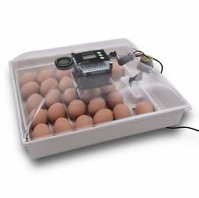 IncuView™ All-In-One Automatic Egg Incubator Kit | Digital LCD Screen | Turner