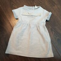 River Island Mini Baby Girl jersey dress age 0/3 Months Tres En Vogue