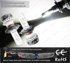H4 Hi Lo Cree LED Xenon White 6000k CanBus Headlight Conversion Kit Bulbs Light